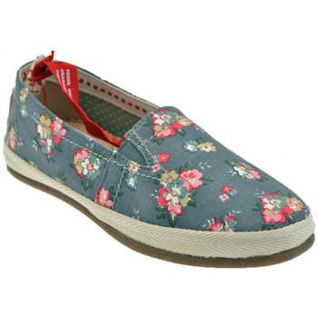 Boty Ženy Street boty O-joo  Modrá