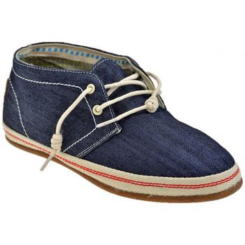 Boty Muži Nízké tenisky O-joo  Modrá
