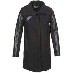Textil Ženy Kabáty Esprit BATES Černá