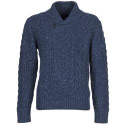 Textil Muži Svetry Otto Kern AFANASY Tmavě modrá