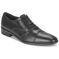 Boty Muži Šněrovací společenská obuv So Size INDIANA Černá