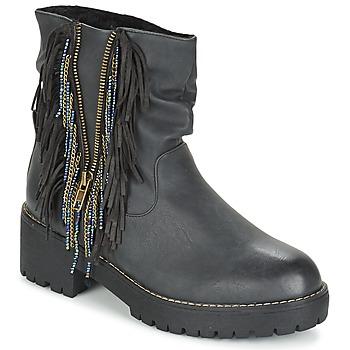 Boty Ženy Kotníkové boty Coolway BARINA Černá