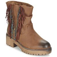Boty Ženy Kotníkové boty Coolway BARINA Velbloudí hnědá