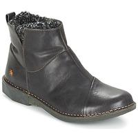 Boty Ženy Kotníkové boty Art BERGEN Černá