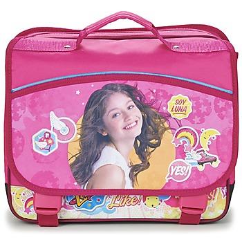 Disney Školní aktovky Dětské SOY LUNA CARTABLE 38CM - Růžová