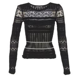 Textil Ženy Svetry Morgan MARAI Černá