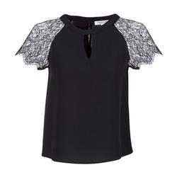 Textil Ženy Halenky / Blůzy Morgan OMA Černá
