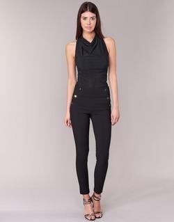 Textil Ženy Kapsáčové kalhoty Morgan PSHAPA Černá