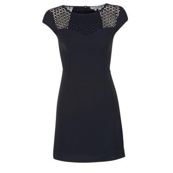 Morgan Krátké šaty RENAL - Černá