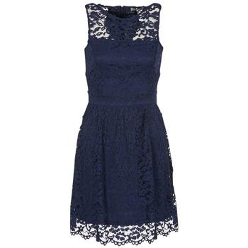 Textil Ženy Krátké šaty Morgan ROKA Tmavě modrá