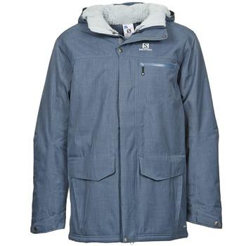 Textil Muži Parky Salomon SKYLINE Modrá