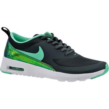 Nike Módní tenisky Dětské Air Max Thea Print GS 820244-002 - Černá