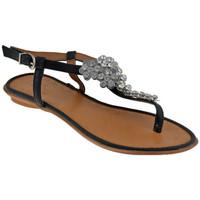 Boty Ženy Sandály Total Lookers  Černá