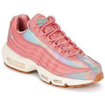 Boty Ženy Nízké tenisky Nike AIR MAX 95 SE W Růžová