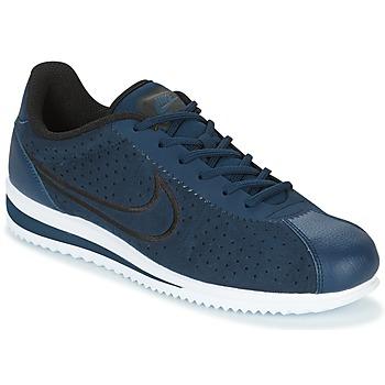 Boty Muži Nízké tenisky Nike CORTEZ ULTRA MOIRE 2 Modrá / Černá