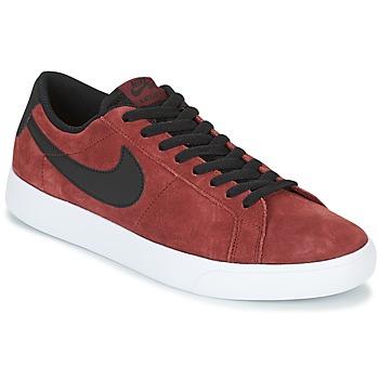 Nike Tenisky BLAZER VAPOR LOW SB - Červená