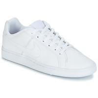 Boty Děti Nízké tenisky Nike COURT ROYALE GRADE SCHOOL Bílá