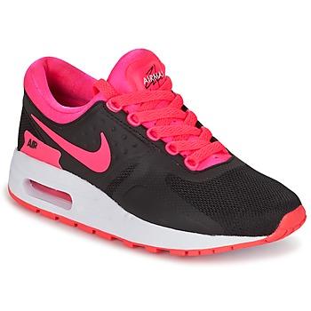 Boty Dívčí Nízké tenisky Nike AIR MAX ZERO ESSENTIAL GRADE SCHOOL Černá / Růžová