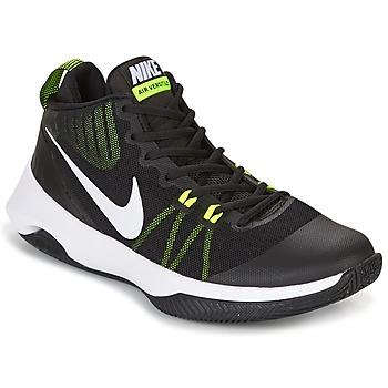 Boty Muži Basketbal Nike AIR VERSITILE Černá / Bílá