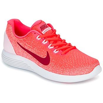 Boty Ženy Běžecké / Krosové boty Nike LUNARGLIDE 9 W Růžová