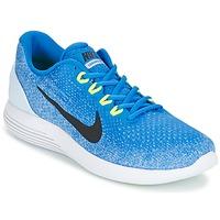 Boty Muži Běžecké / Krosové boty Nike LUNARGLIDE 9 Modrá
