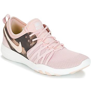 Boty Ženy Fitness / Training Nike FREE TRAINER 7 AMP W Růžová