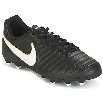 Nike Fotbal Dětské TIEMPO RIO IV FG JUNIOR - Černá