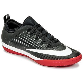 Boty Muži Fotbal Nike MERCURIALX FINALE II IC Černá / Bílá / Červená