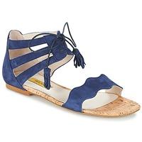 Boty Ženy Sandály Bocage JARED Tmavě modrá
