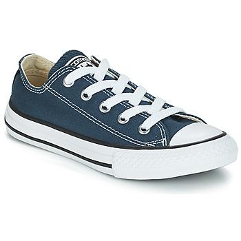 Boty Děti Nízké tenisky Converse CHUCK TAYLOR ALL STAR CORE OX Tmavě modrá