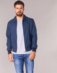 Textil Muži Bundy Casual Attitude IHIBERNA Tmavě modrá