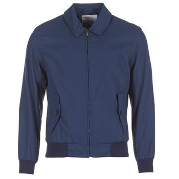 Textil Muži Bundy Casual Attitude HIBERNA Tmavě modrá