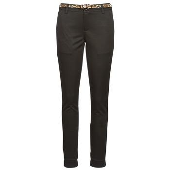 Textil Ženy Kapsáčové kalhoty Betty London IGRIBANO Černá