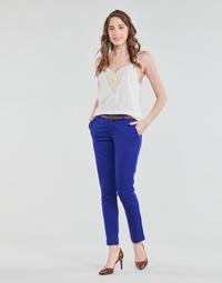 Textil Ženy Kapsáčové kalhoty Betty London BERTHA Modrá