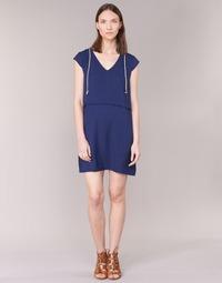 Textil Ženy Krátké šaty Casual Attitude GELLE Tmavě modrá