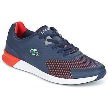 Boty Muži Nízké tenisky Lacoste LTR.01 Tmavě modrá / Červená