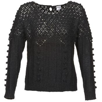 Textil Ženy Svetry Vero Moda CARRARA Černá