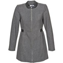 Textil Ženy Kabáty Vero Moda CAPELLA Šedá