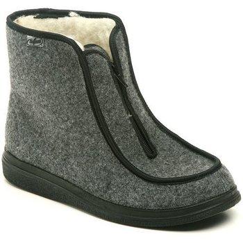Boty Ženy Papuče Befado Dámské důchodky  996D004 šedá šedá