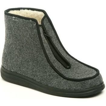 Boty Muži Papuče Befado Pánské důchodky  996M004 šedá šedá
