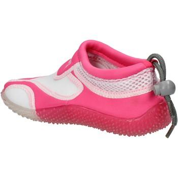 Boty Dívčí Módní tenisky Everlast sneakers bianco tessuto rosa gomma AF851 Multicolore