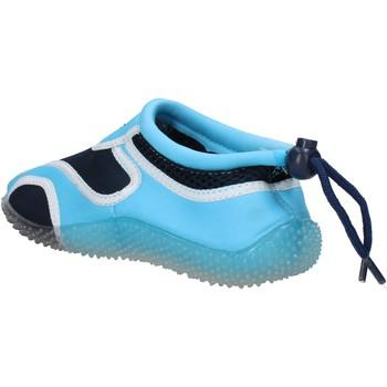 Boty Chlapecké Módní tenisky Everlast sneakers blu tessuto celeste gomma AF852 Multicolore