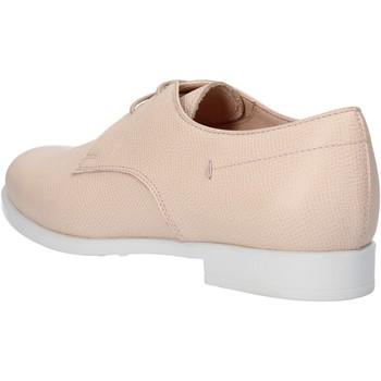 Boty Ženy Šněrovací polobotky  & Šněrovací společenská obuv Tod's classiche rosa pelle AF909 Rosa