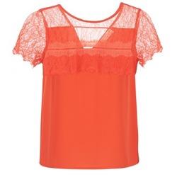 Textil Ženy Halenky / Blůzy Moony Mood GERDUS Oranžová