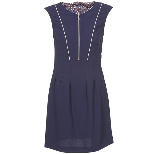 Textil Ženy Krátké šaty Kookaï CELESTE Tmavě modrá