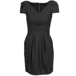 Textil Ženy Krátké šaty Kookaï CHRISTA Černá