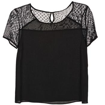 Textil Ženy Halenky / Blůzy Kookaï WENDY Černá