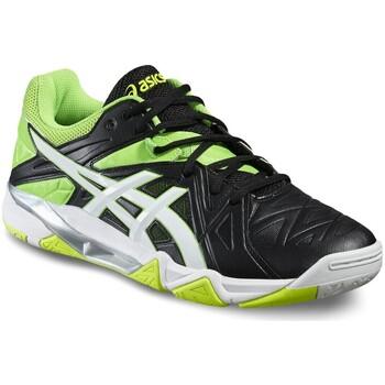 Asics Sálová obuv Gel-Sensei 6 B502Y-9001 - Černá