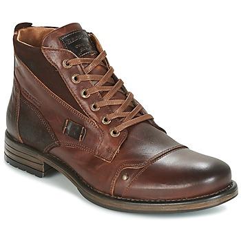Boty Muži Kotníkové boty Redskins YVORI Hnědá