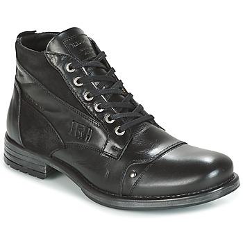 Redskins Kotníkové boty YVORI - Černá